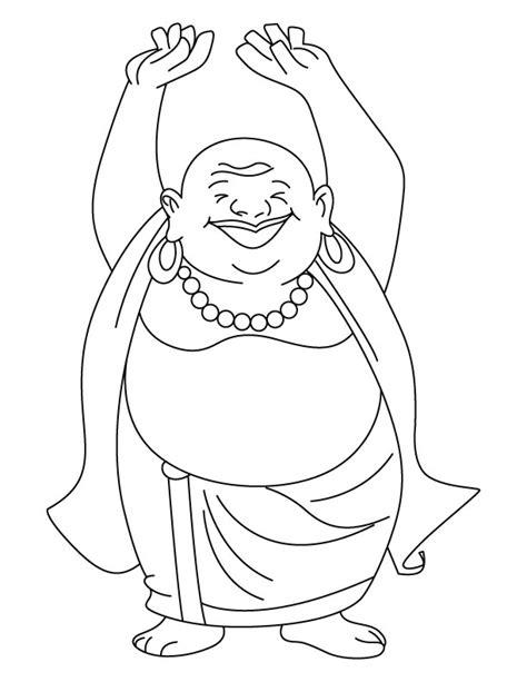 Buddha Coloring Pages - Eskayalitim