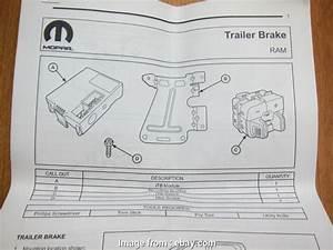 2016  1500 Trailer Brake Wiring Diagram Fantastic Details