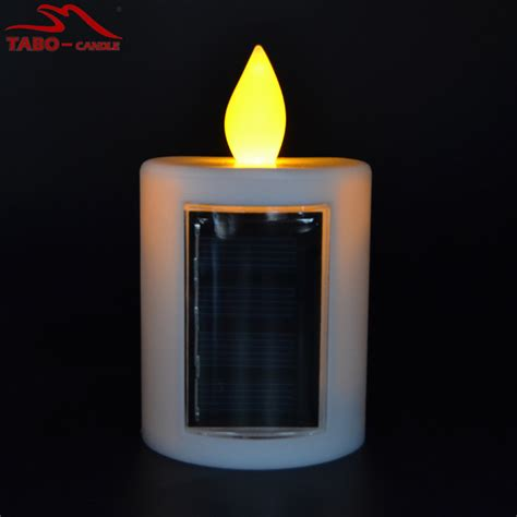 popular solar powered candles buy cheap solar powered
