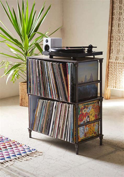 vinyl record storage shelf 27 vinyl record storage and shelving solutions