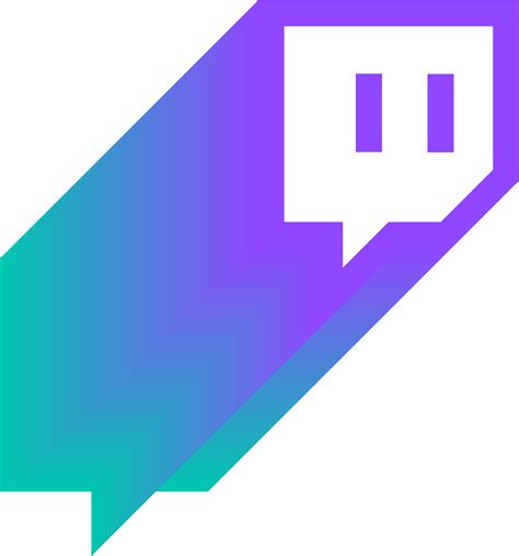 twitch brand glitch transparent meet icon purple vector logos jiggle keeping dj channel extruded pluspng forums