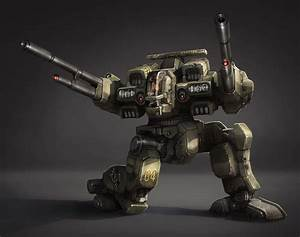 Battle Mech - Highlanders Rifleman by Shimmering-Sword on ...