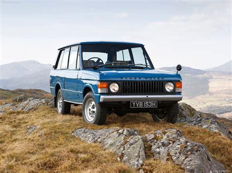 Range Rover Classic Wallpaper