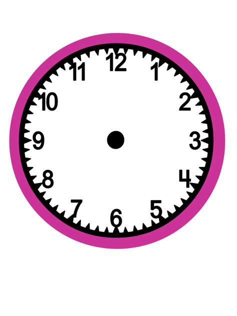 analog clock  hands   clip art