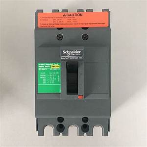 China 20a Ezc100f3020 3p Easypact Ezc Moulded Case Circuit Breaker Mccb