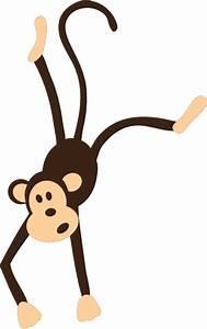 Hanging Monkey Clip Art at Clker.com - vector clip art ...