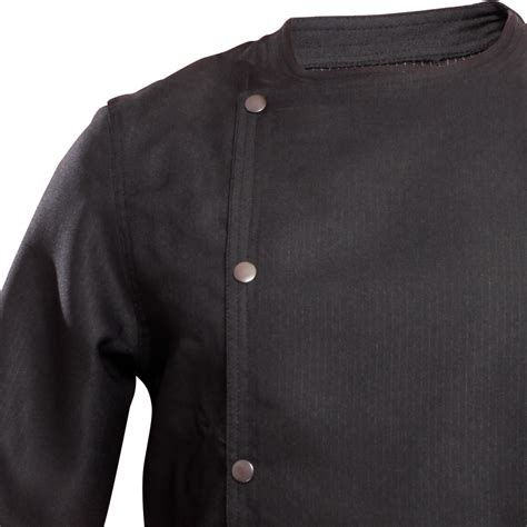 veste de cuisine noir djone noir veste de cuisine homme homme is a