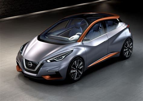 Nissan Micra 2020 by 2020 Nissan Micra Review Design Engine Release Date