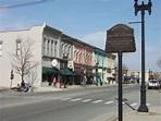Downtown Lowell Historic District - Lowell, MI - U.S ...