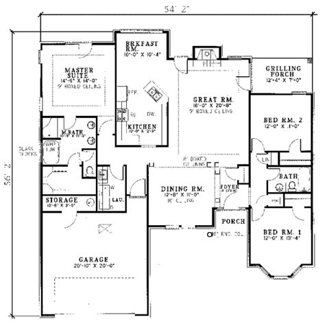 traditional two house plans hartenbach traditional home plan 055d 0033 house plans