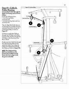 Bowflex Cable Diagram