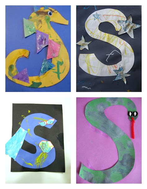 letter k crafts letter of the week letter s theme no time for flash cards 79023