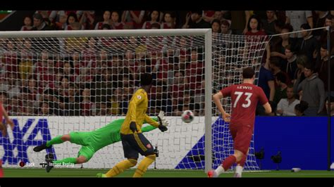 We simulated Liverpool vs Arsenal on FIFA 20 to get a ...