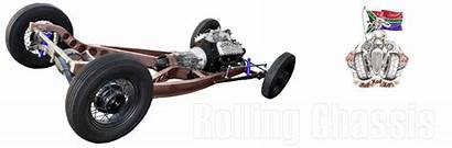 Rat Rod Chassis Rolling Build Bad Drive
