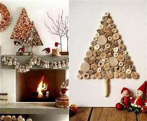 Decoration De Noel En Bois A Faire Soi Meme