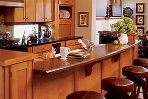 Simply Elegant Home Design Blog Home Design Idea 3 Tier Kitchen Island L Shaped Kitchen Island Ideas