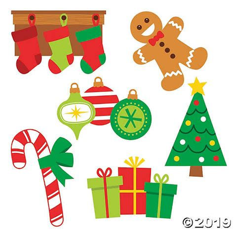 large christmas cutouts