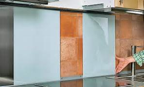 Beautiful Wandpaneele Küche Glas Contemporary - Home Design Ideas ...