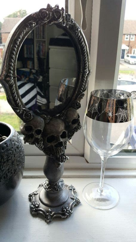 cryptic shenanigans gothic home decor