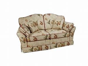 Ninfea divano classico 2 posti collezioni venturi for Divano a 2 posti