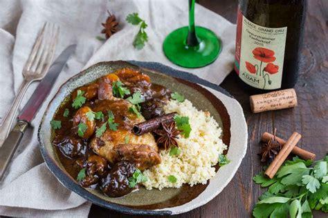 cuisine tajine tajine de poulet aux abricots et pruneaux concours