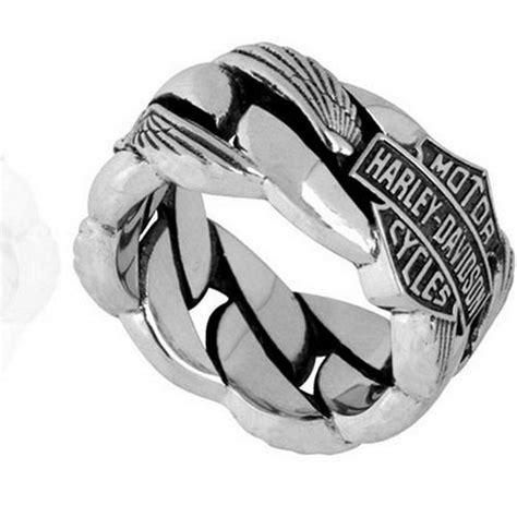 best 25 harley davidson wedding rings ideas on