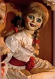 New Horror Movie 'Annabelle' New Scary Doll Photo Released ...