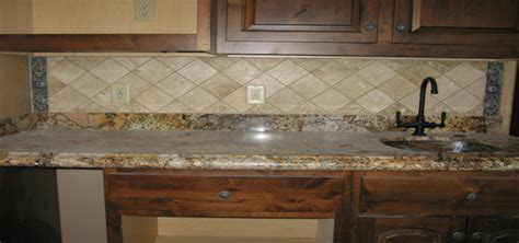 Countertops & More St. Louis MO Tile Back Splash Page