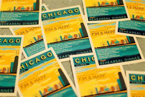 web design chicago rehearsal dinner invitation lou malnati s graphic