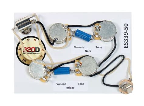 Wiring Harness For Gibson Cts