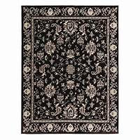 home depot rugs Home Decorators Collection Jackson Blue Ivory 8 ft. x 10 ...