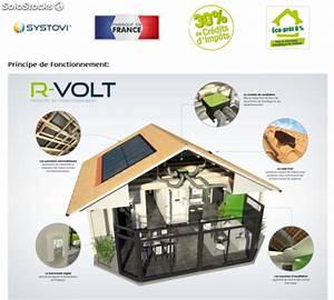 Extracteur D Air Solaire : extracteur d air solaire pour abri de jardin design de ~ Dailycaller-alerts.com Idées de Décoration