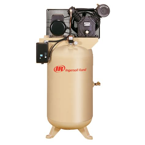 ingersoll rand two stage 7 5 hp air compressor 230 1