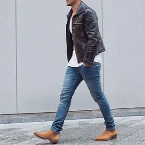 17 meilleures idees a propos de vestes en cuir marron sur With veste cuir carreaux homme