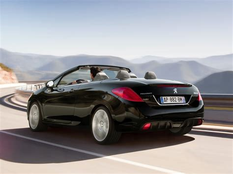 Peugeot Convertible by 308 Convertible 1st Generation Facelift 308 Peugeot