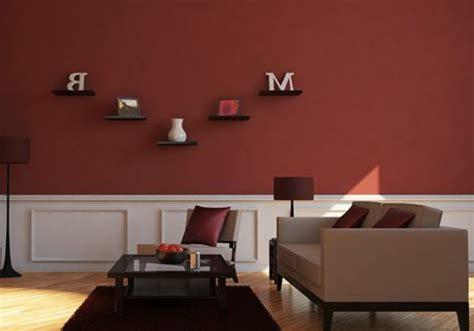Wandfarbe Rot Braun by Wohnzimmer Streichen 106 Inspirierende Ideen Archzine Net