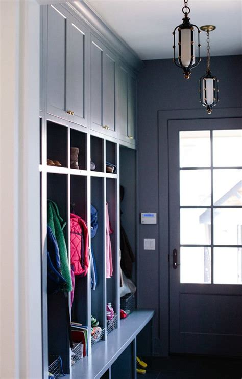 trim on kitchen cabinets mudroom mud room mudroom layout mudroom paint color 6380