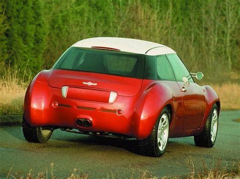 Mini Concept Cars by Mini Millennium Concept 1997 Concept Cars