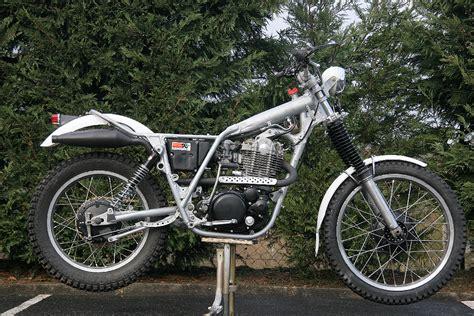 prototype moto trial yamaha 525 xty
