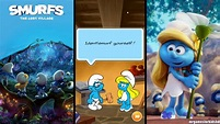 Smurfs 3 The Lost Village Smurfette's Magic Match Mobile ...