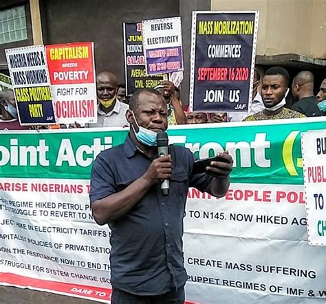 PHOTO NEWS: Protest over hike in price of petrol ...