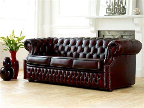 chesterfield leather sofa chesterfield sofa leder chesterfield leather sofa pottery