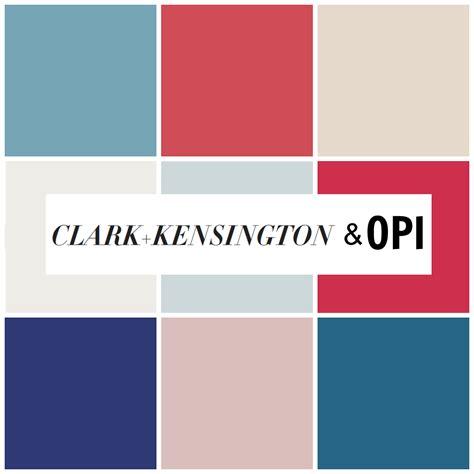 decorating cents clark kensington and opi