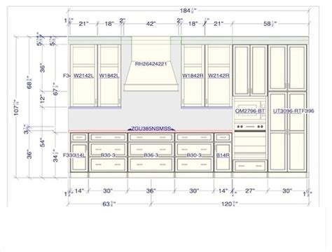 large kitchen island dimensions help with kitchen layout and center cooktop 6798