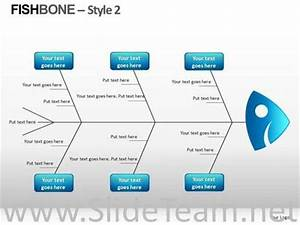 Flow Chart Template For Powerpoint 2010 Editable Fishbone Diagram Powerpoint Slides Powerpoint Diagram