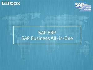 SAP ERP SAP All In One Ver EN