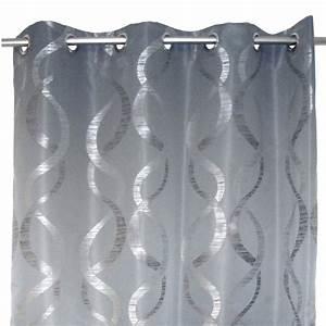 Rideau Metallique Leroy Merlin : rideau aqua gris x cm leroy merlin ~ Melissatoandfro.com Idées de Décoration