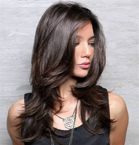 80 cute layered hairstyles and cuts for long hair long