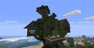 Massive Tree House Minecraft Project