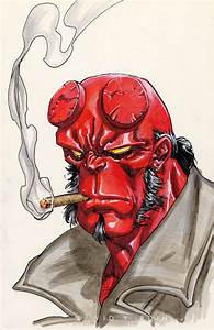 Hellboy by davidyardin on DeviantArt